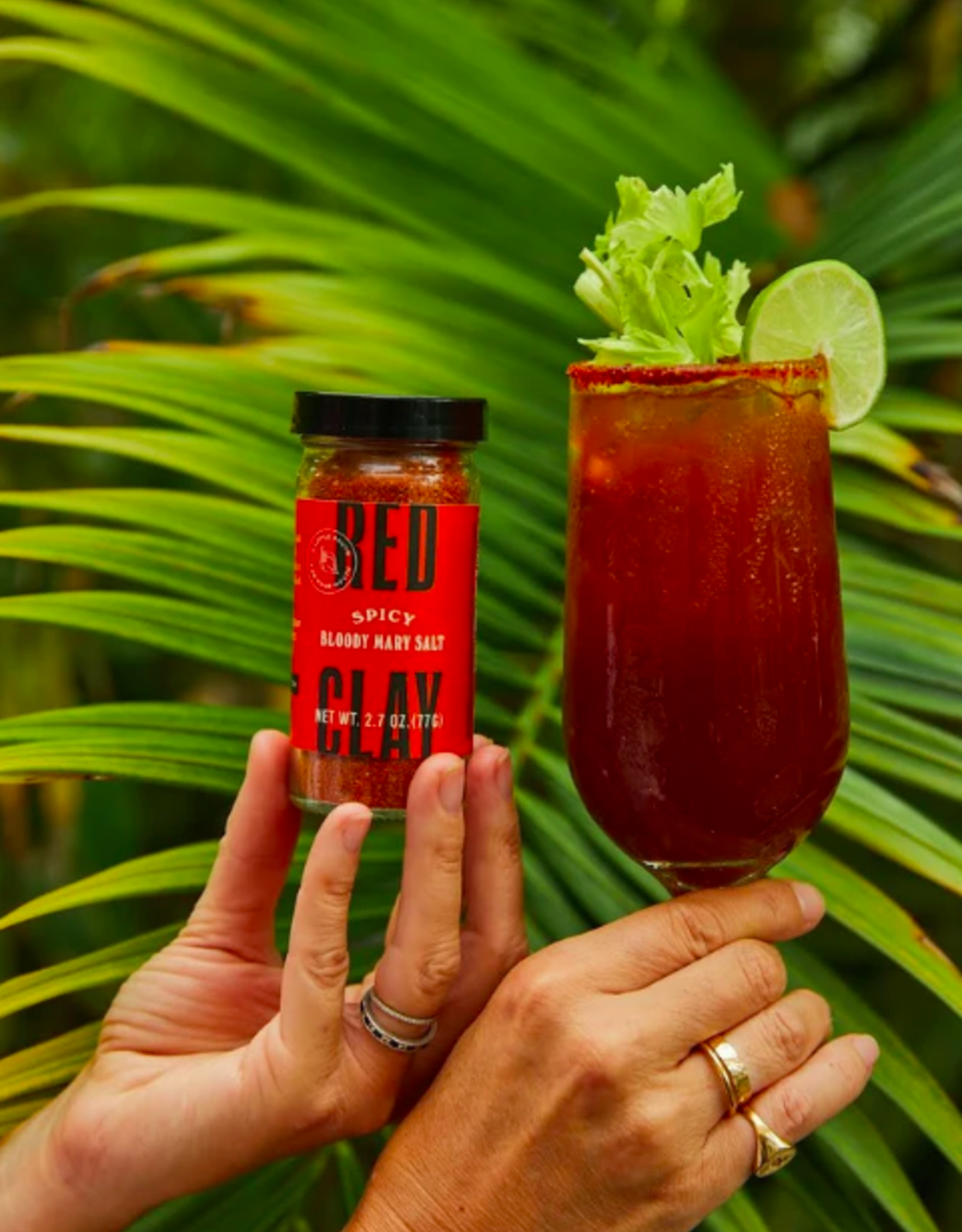 Spicy Bloody Mary Salt