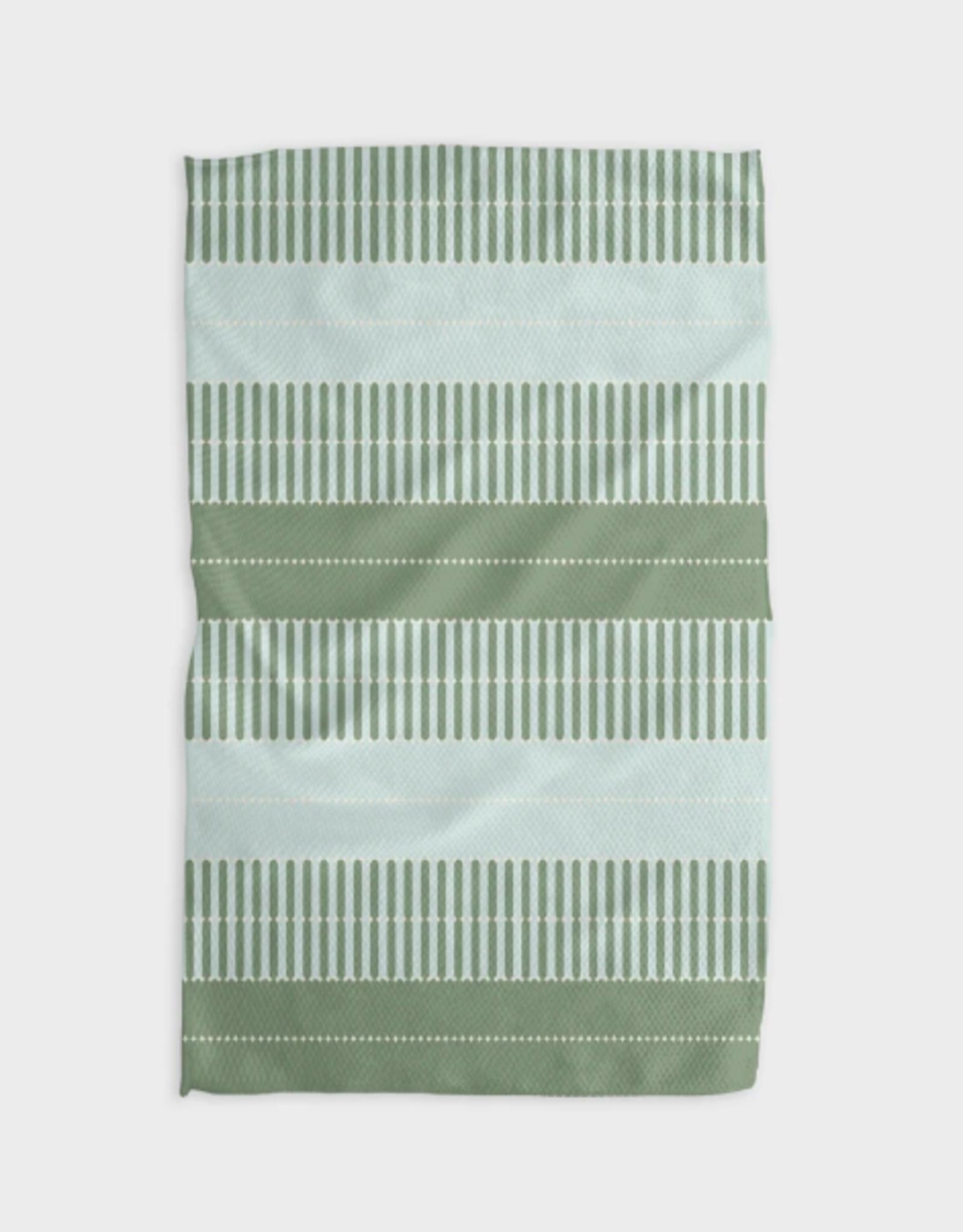 Bâton Vert Kitchen Tea Towel