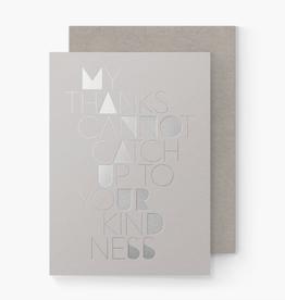 My Thanks Card
