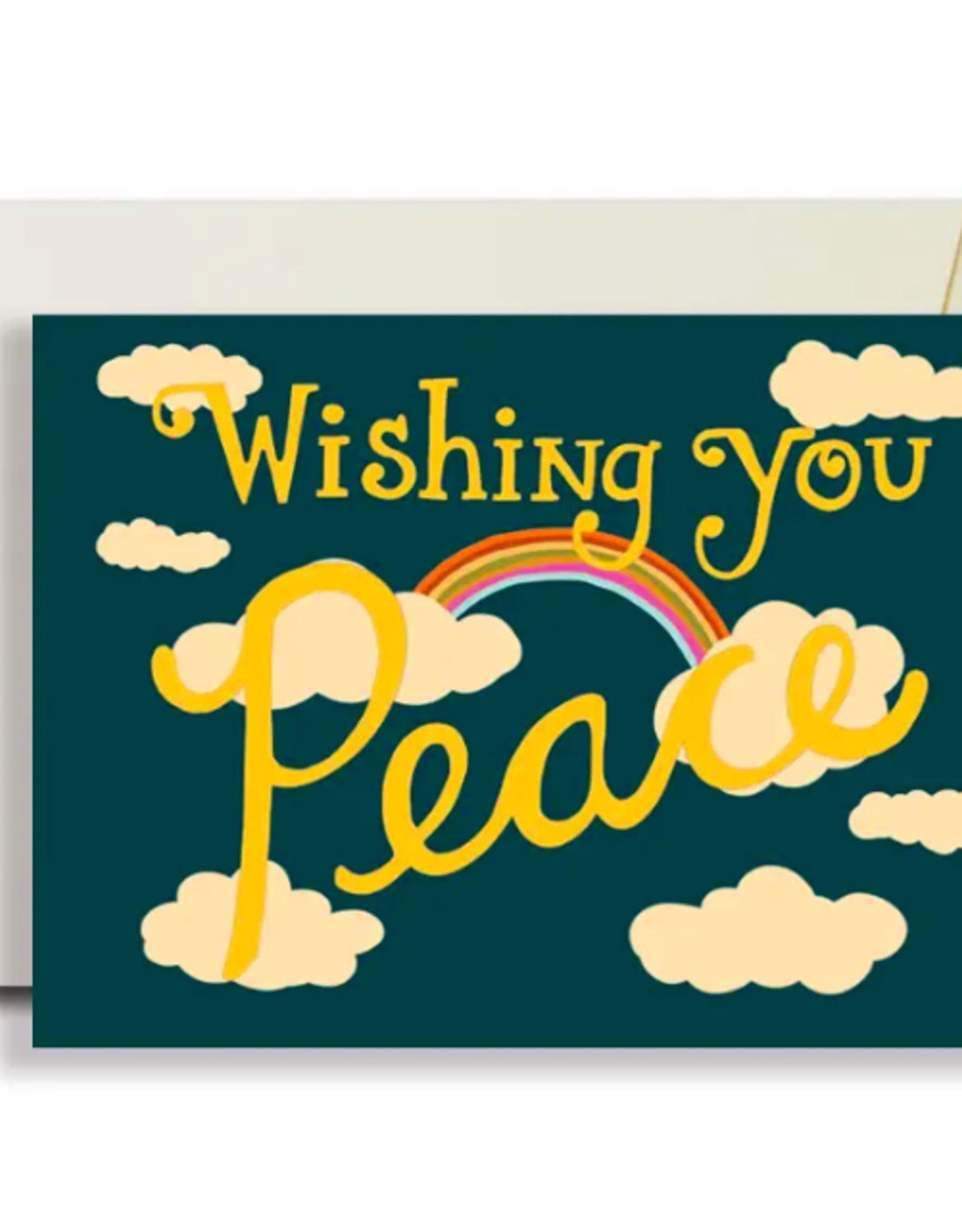 Wishing You Peace Card