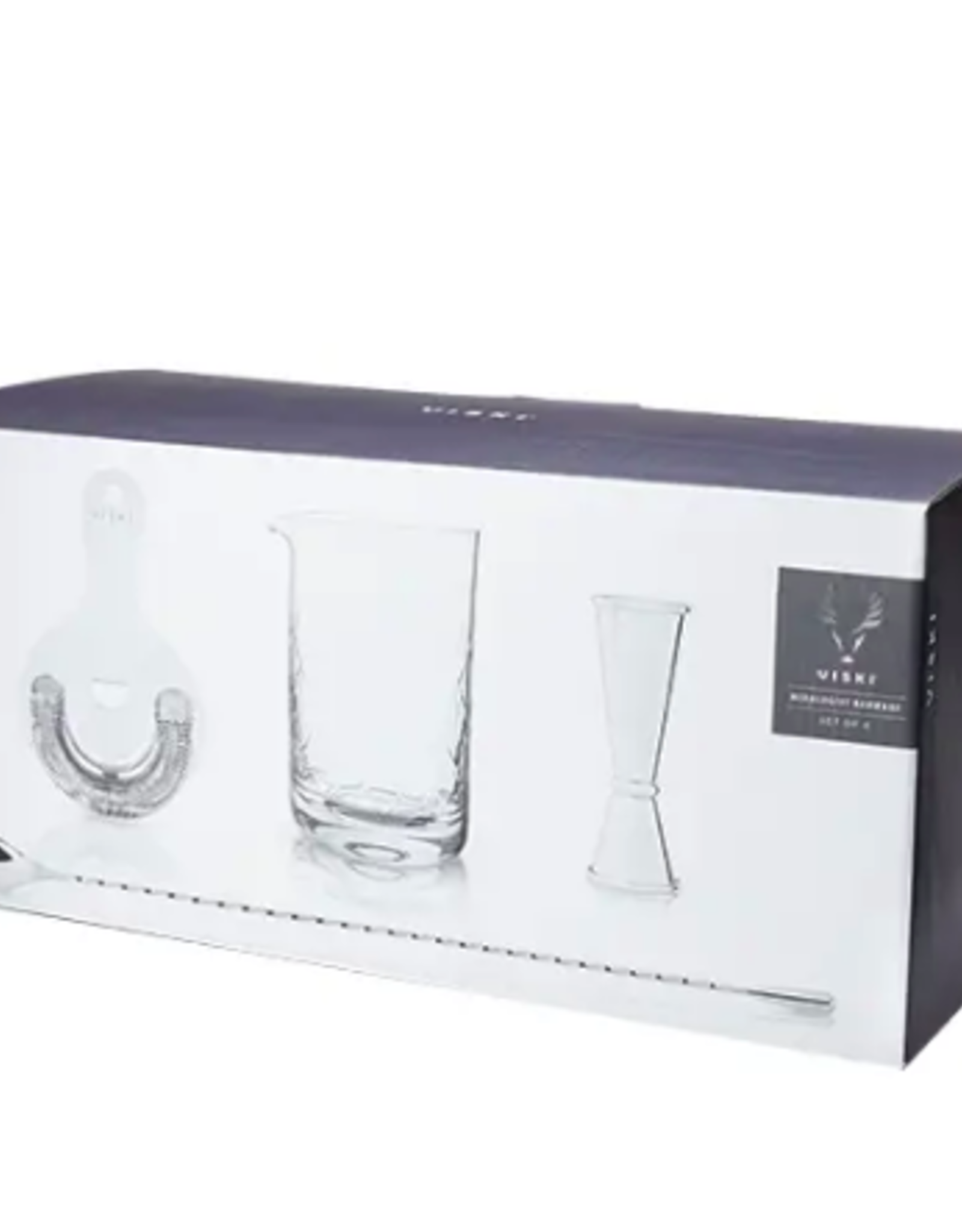 Professional Mixologist Barware Gift Set