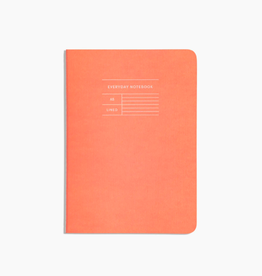Everyday Notebook - Lined