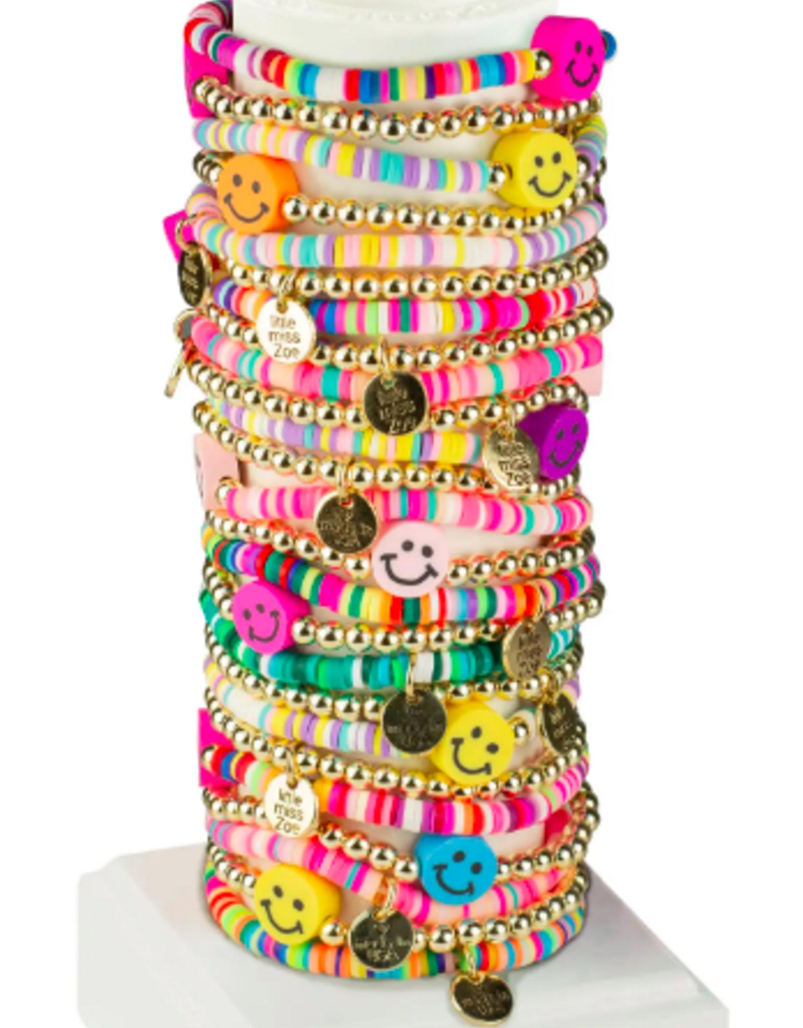 Happy Face Kids Bracelet