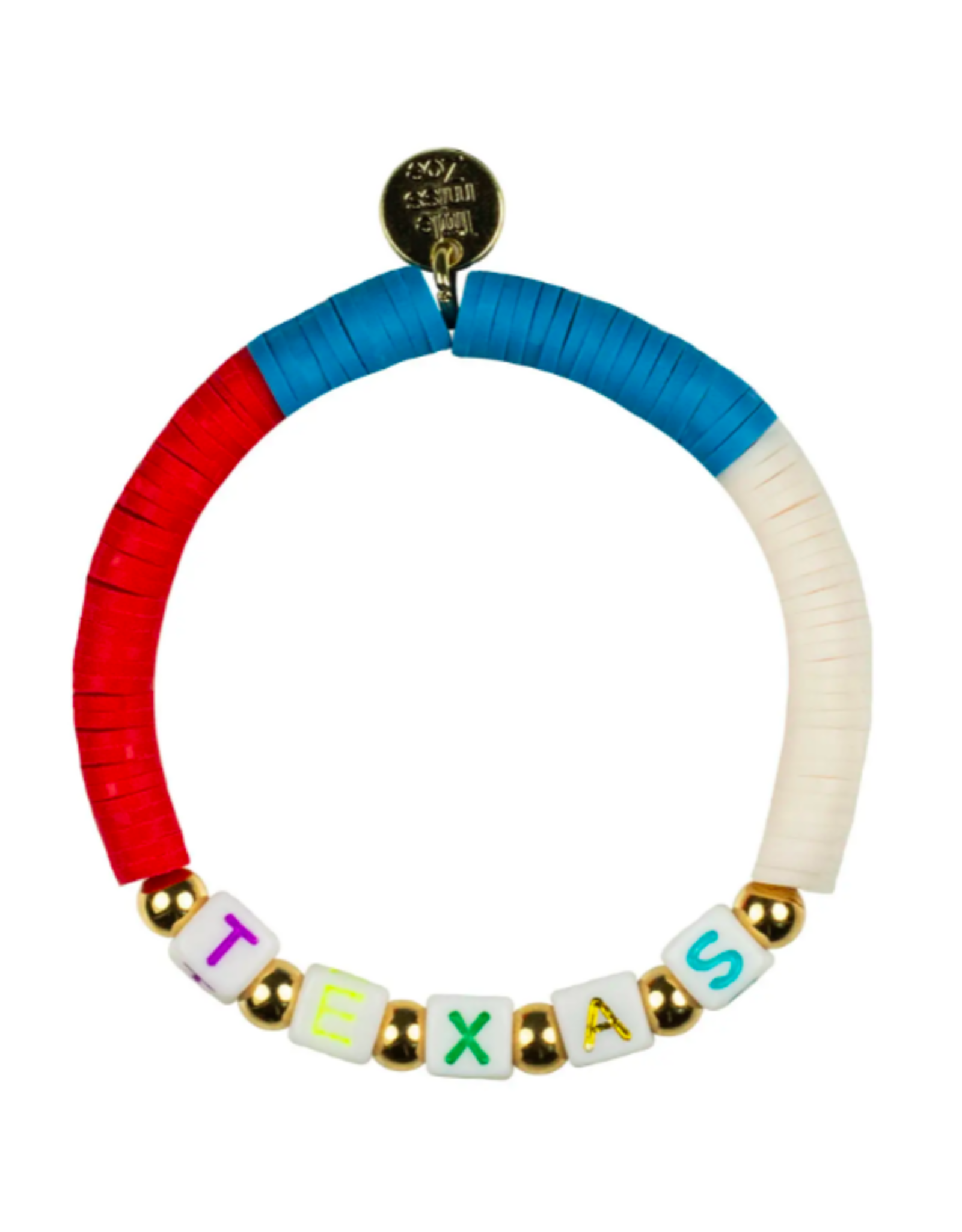 Texas Kids Bracelet