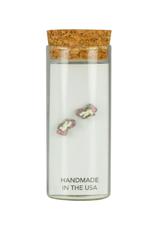 Studs in a Bottle - Pink Unicorn