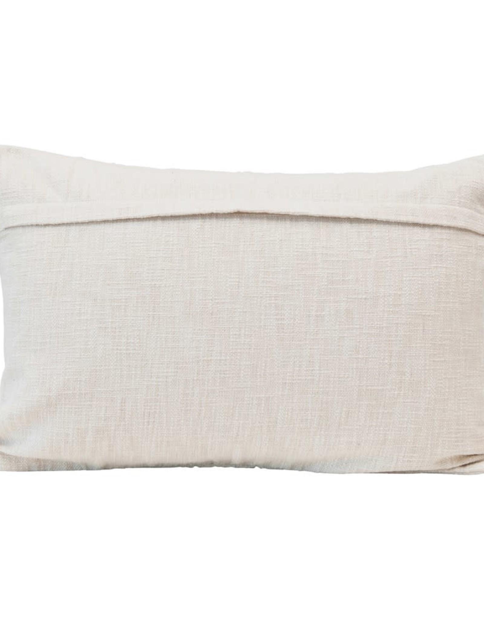 Alphabet Cotton Pillow