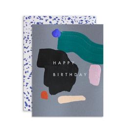 Carlton Birthday Card