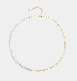 Aubin Pearl Necklace