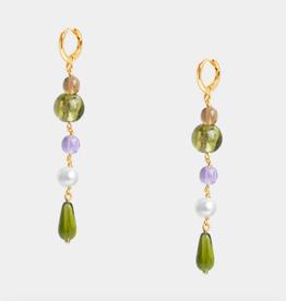 Gilana Drop Earrings