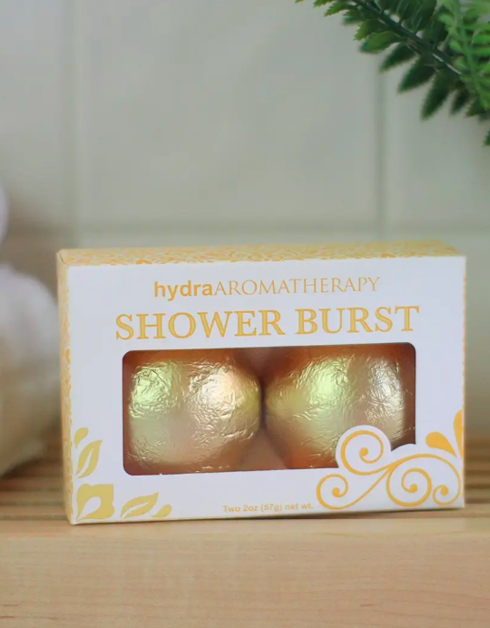 Rise and Shine Shower Burst Duo