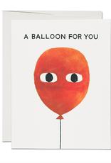 A Balloon Card