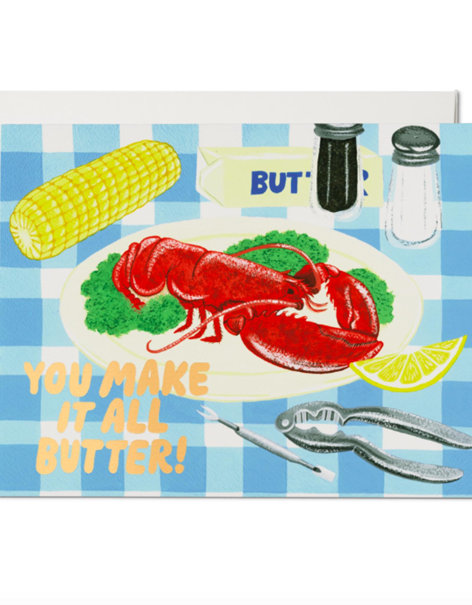 All Butter Card