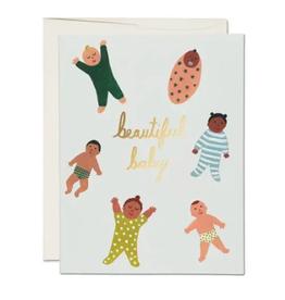 Beautiful Baby Card
