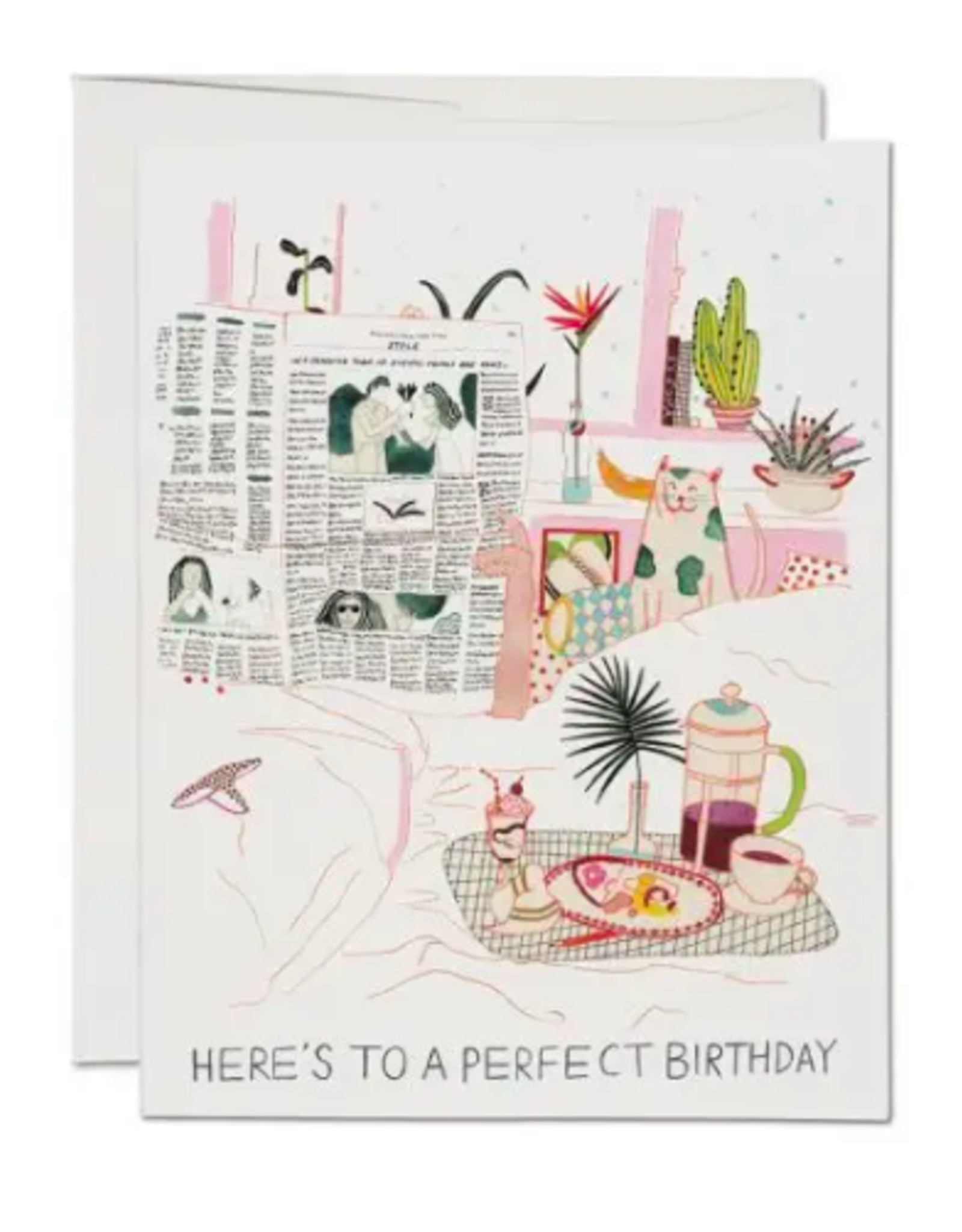 Birthday Perfection Card