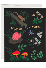 Lost in Your Magic Card
