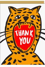 Thank You Roar Card