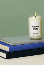 New Job Candle