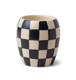 Checkmate Candle - Black Fig & Olive