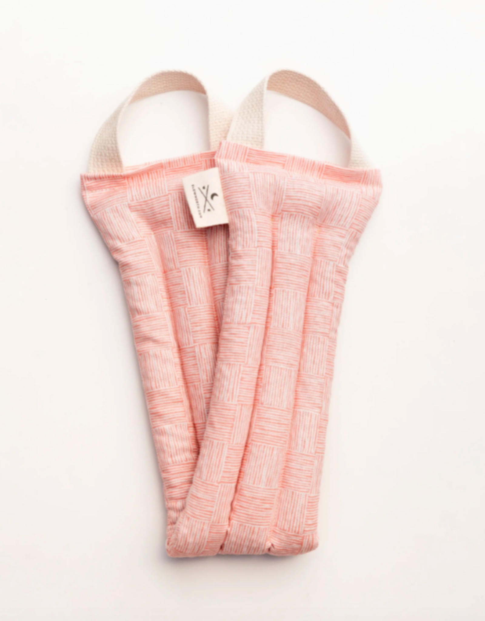 Neck Wrap Therapy Pack - Pink Pampas
