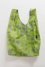Standard Baggu - Floral Sun Print Lime
