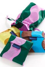 Standard Baggu Set of 3 - Wavy Stripes