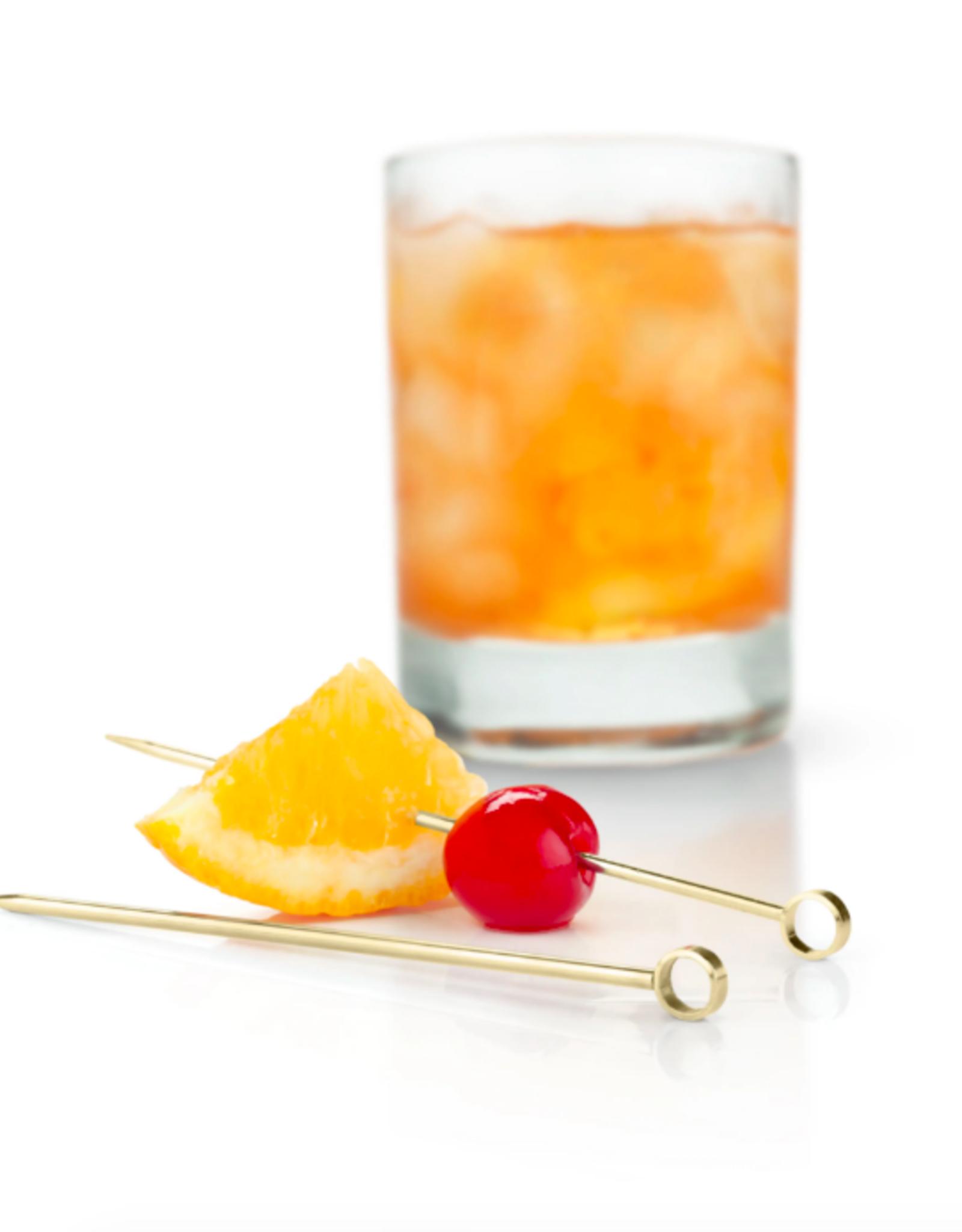 Belmont Gold Cocktail Pick Set