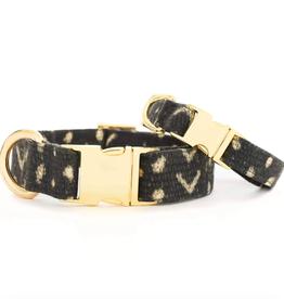 Boho Mud Cloth Dog Collar