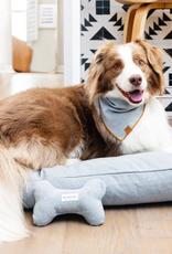 Upcycled Denim Dog Bandana