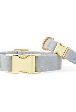 Upcycled Denim Dog Collar