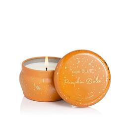 Pumpkin Dulce Glimmer Mini Tin Candle