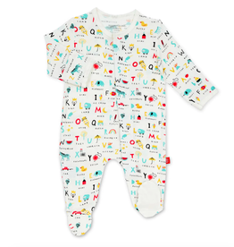 ABC Love Modal Magnetic Footie