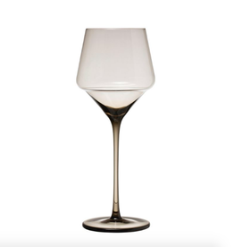 Smoke Wine Glass