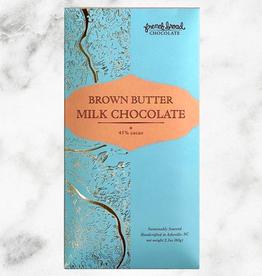 Milk Chocolate Brown Butter Bar