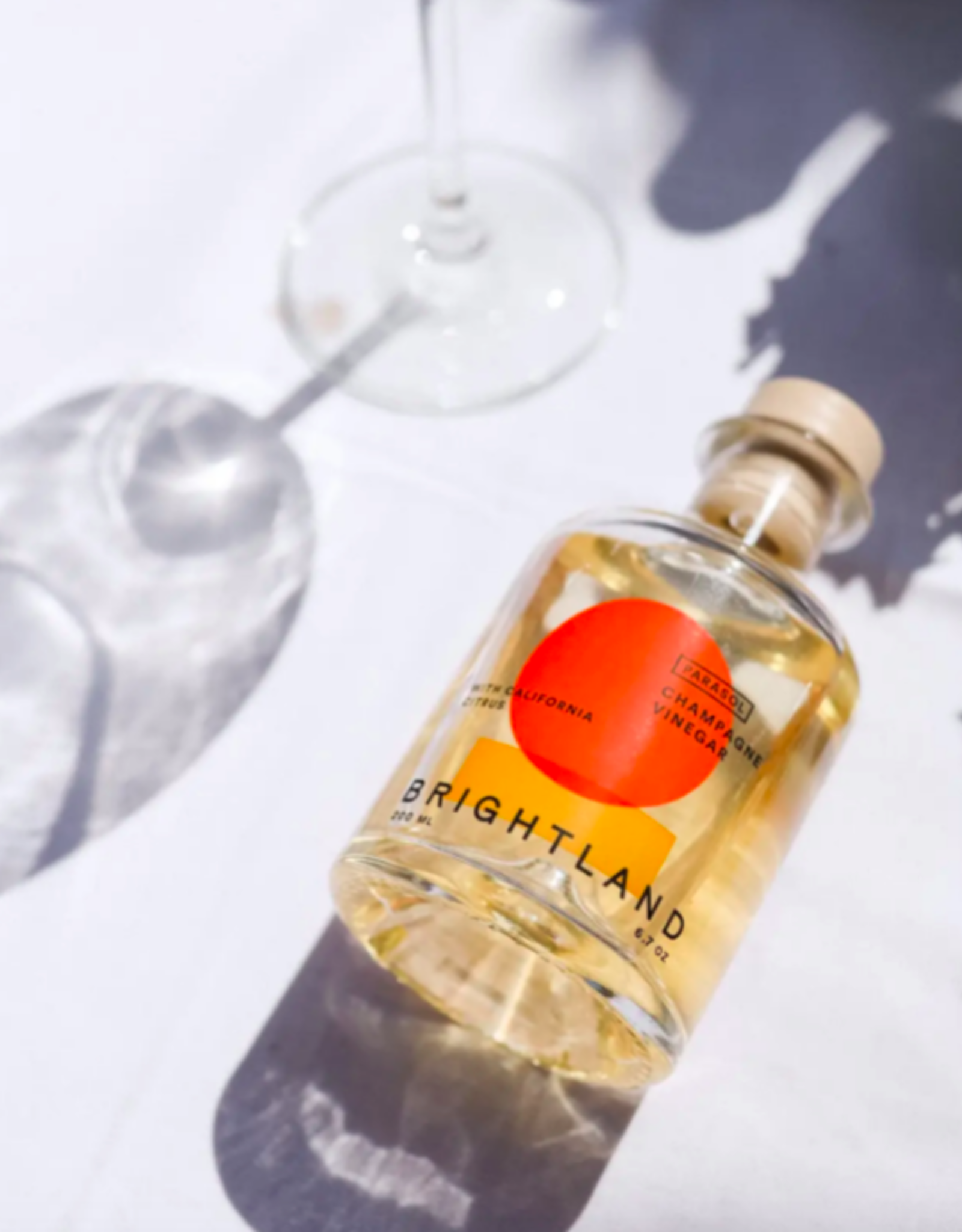 PARASOL Citrus Champagne Vinegar