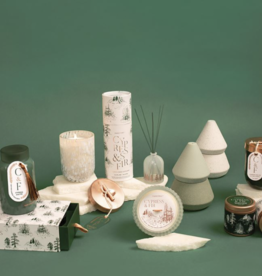 Cypress & Fir Frosted White Candle - 5 oz.