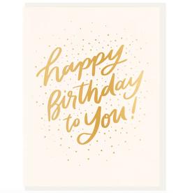 Birthday Burst Card