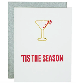 Tis the Season Paper Clip Card