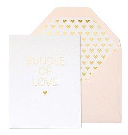 Bundle of Love Card