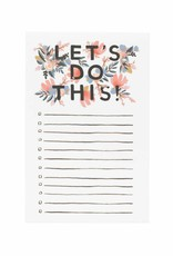 Let's Do This Notepad