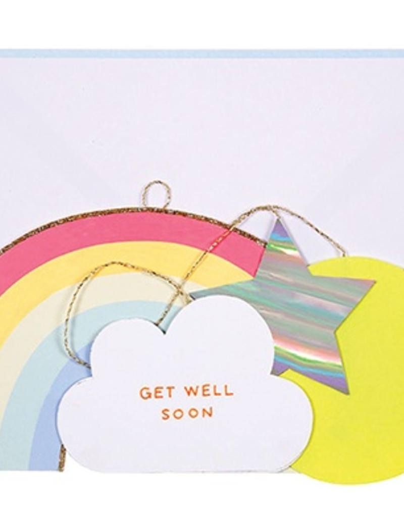 Get Well Soon Mobile Card