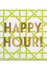 Happy Hour Beverage Napkins