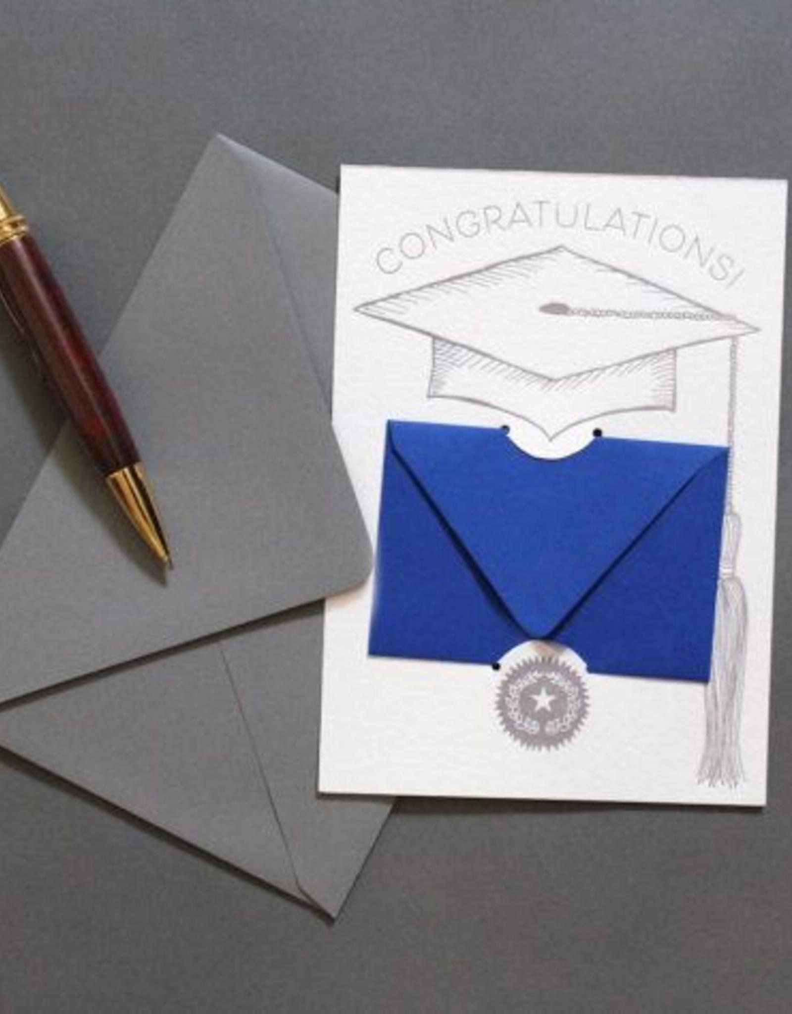 Graduation Gift Card Holder