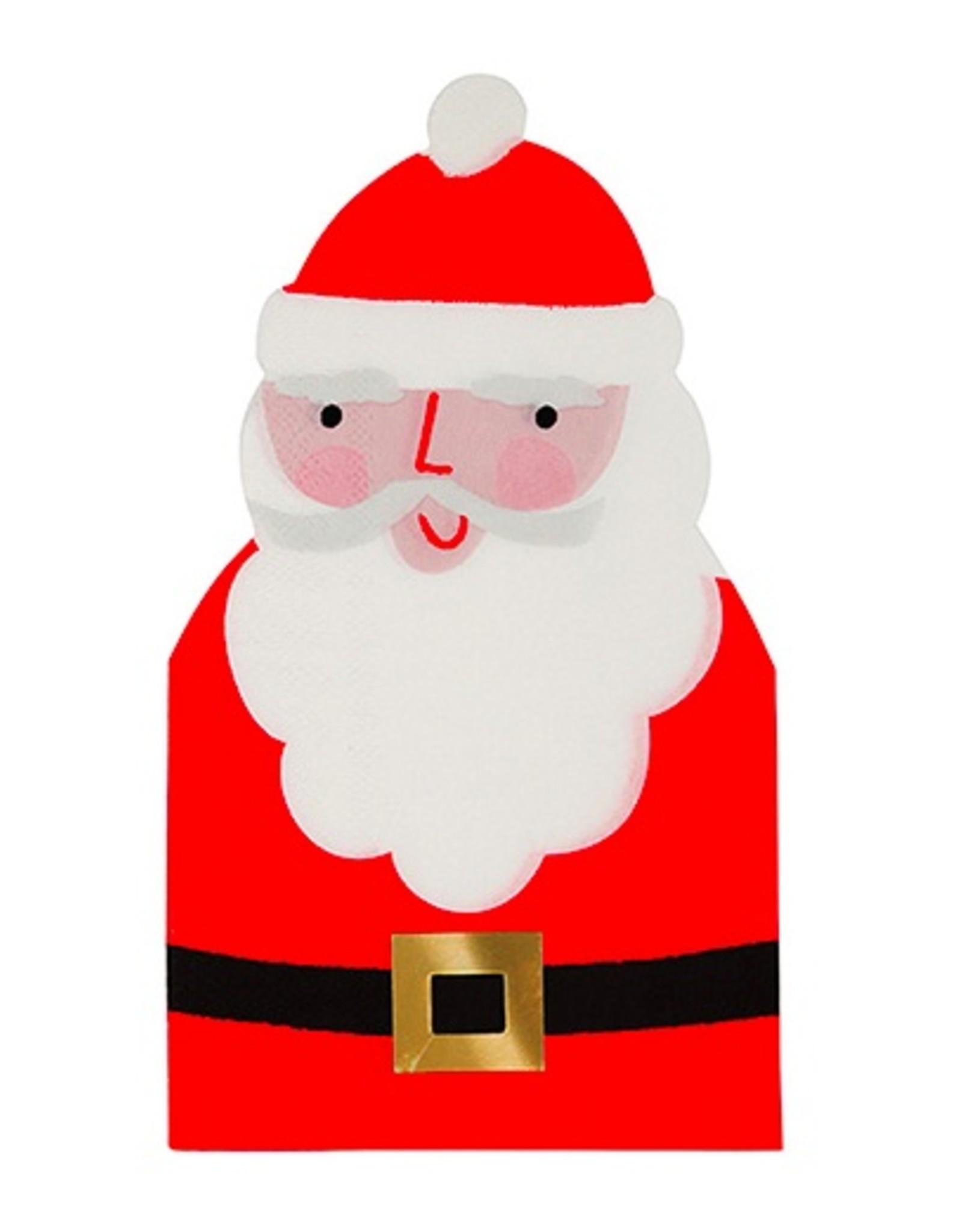 Santa Napkin
