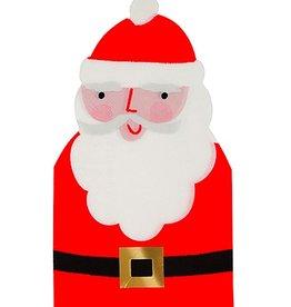 Santa Napkin Set
