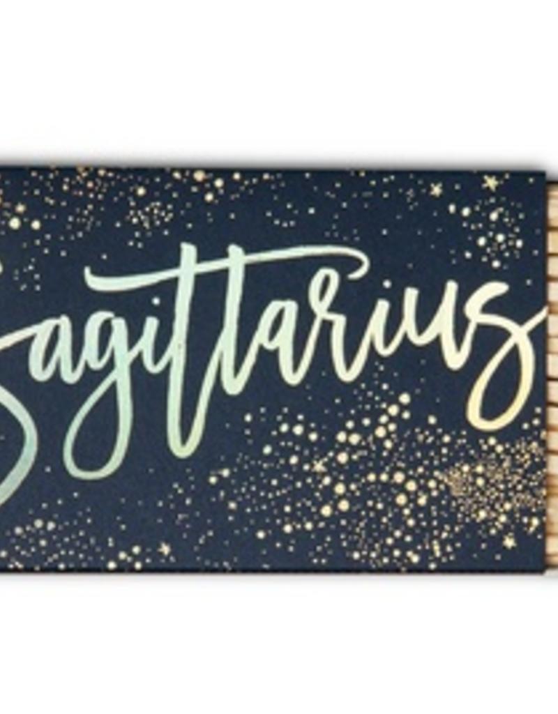 Sagittarius Matchbox