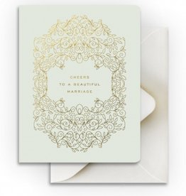 Beautiful Marriage Card