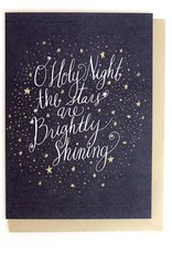 Thimblepress Holy Night Card