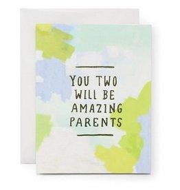 Amazing Parents Card