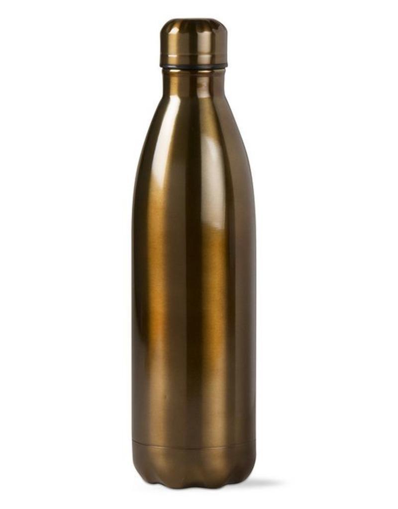 25 oz. Metallic Stainless Steel - Gold
