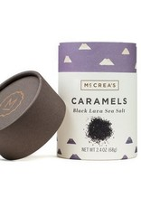McCrea's Candies Black Lava Sea Salt Caramels - 2.4 oz